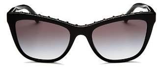 Valentino Women's Studded Cat Eye Sunglasses, 54mm