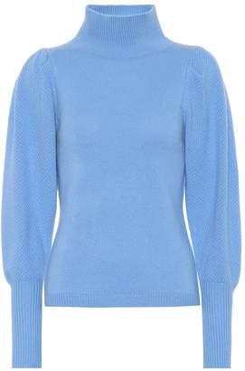 Diane von Furstenberg Beatrice wool and cashmere sweater