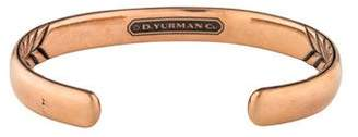 David Yurman Titian Streamline Cuff