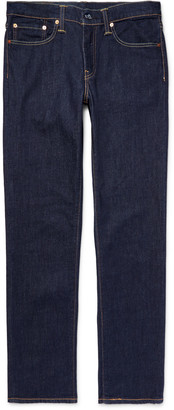 Levi's 511 Slim-Fit Stretch-Denim Jeans $75 thestylecure.com