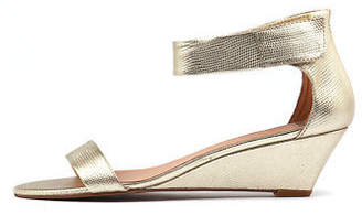 Mollini New Marsy Gold Womens Shoes Dress Sandals Heeled