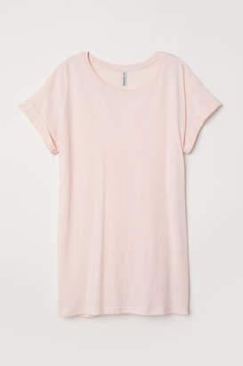H&M Long T-shirt - Orange