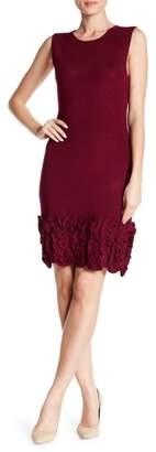 Donna Ricco Sleeveless Sweater Dress