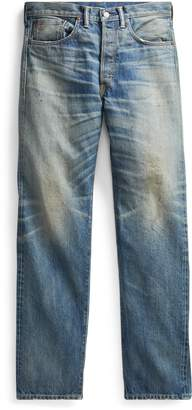 Ralph Lauren Straight Fit Selvedge Jean