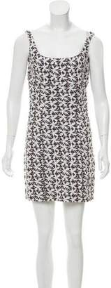 Diane von Furstenberg Bridget Mini Dress