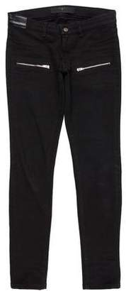 Golden Goose Low-Rise Skinny Jeans