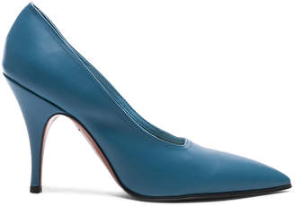 Victoria Beckham Leather Dorothy Stiletto Pumps