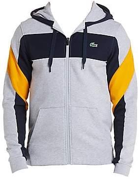 79119bc85a23 Lacoste Men s Sport Colorblock Jacket