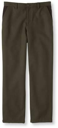 L.L. Bean L.L.Bean Washable Wool Whipcord Pants