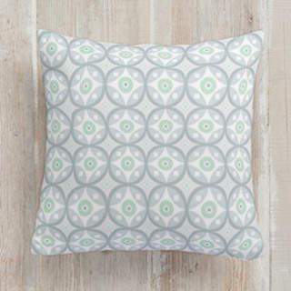moroccan Self-Launch Square Pillows