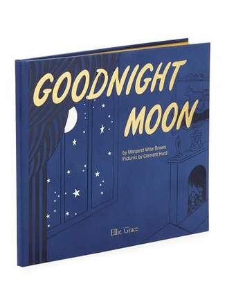 "Graphic Image Personalized ""Goodnight Moon"" Children's Book by Margaret Wise Brown"