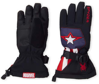 Spyder Boys 8-20) Back Waterproof Performance Gloves