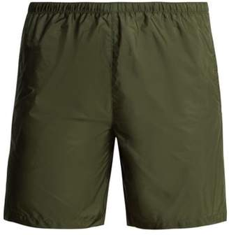 Prada Classic Swim Shorts - Mens - Green