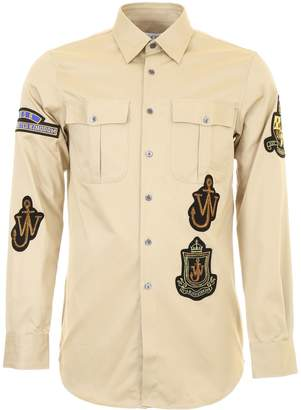 J.W.Anderson Shirt With Patches