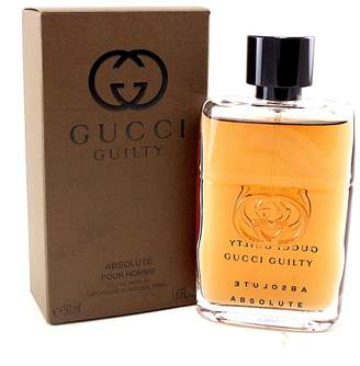Gucci guilty absolute for men - 1.6 oz edp spray