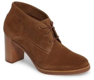 Johnston & Murphy Alayna Lace-Up Bootie (Women)