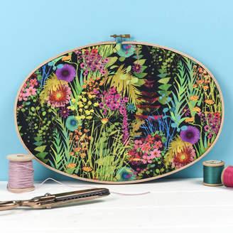 Rachel George Rachel & George Floral/Tropical Print Wall Art