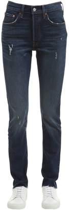 Levi's 501 Skinny Cotton Denim Jeans