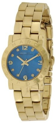 Marc Jacobs Marc by Amy Gold-Tone Ladies Watch MBM3304