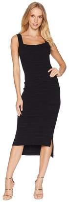 LnA Julia Slub Sweater Dress Women's Dress