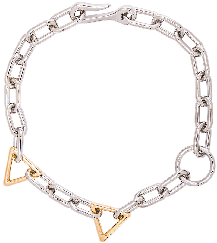 Alexander Wang Alexander Wang Mixed Links Necklace