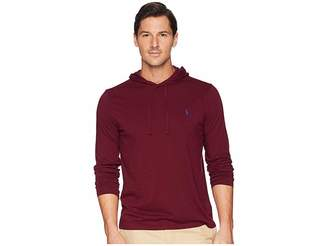 Polo Ralph Lauren 30/1 Jersey Long Sleeve Hooded T-Shirt