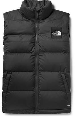 The North Face 1992 Nuptse Quilted Shell Down Gilet - Charcoal