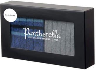 Pantherella Men's Cashmere Socks Gift Box