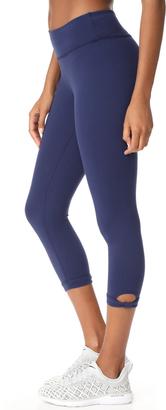 Beyond Yoga x Kate Spade New York Lunar Cutout Leggings $110 thestylecure.com