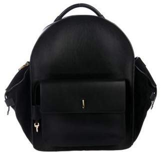 Buscemi Aero Leather Backpack w/ Tags black Aero Leather Backpack w/ Tags