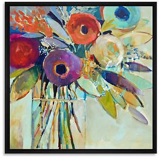 One Kings Lane Erin Gregory - Bloom I Art