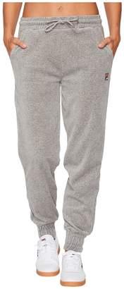 Fila Jodi Velour Jogger Women's Casual Pants