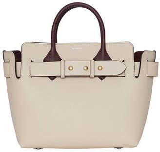 Burberry Marais Small Belted Satchel Bag