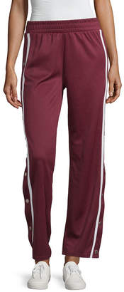 U.S. Polo Assn. Womens Low Rise Flare Sweatpant-Juniors