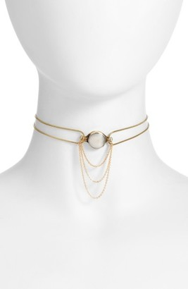 Women's Vanessa Mooney Isabelle Choker $40 thestylecure.com