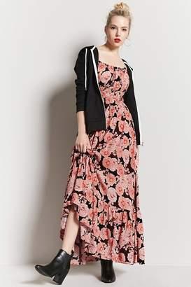 Forever 21 Scoop-Back Maxi Dress