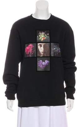 Each X Other Fabio Paleari Graphic Long Sleeve Sweater
