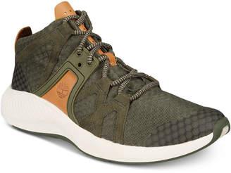 Timberland Men's FlyRoam Go Hi-Top Sneakers Men's Shoes