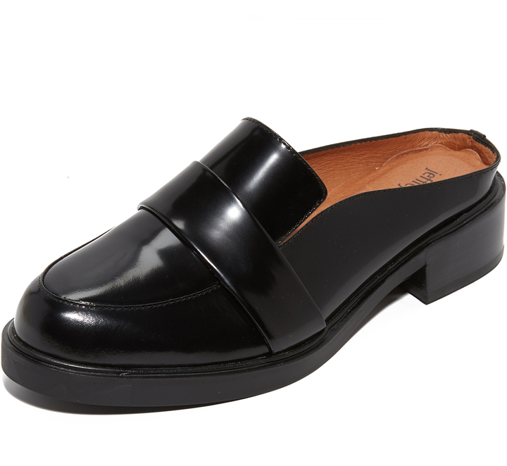 Jeffrey Campbell Jeffrey Campbell Keyer Loafer Mules