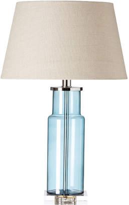 OKA Santerno Table Lamp, Small - Cobalt Blue
