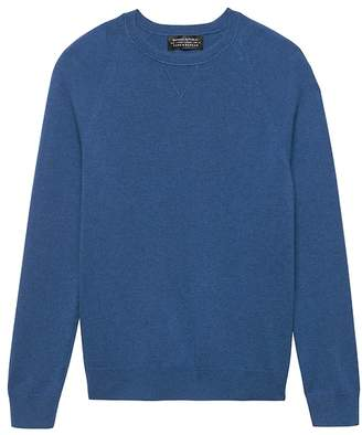 Banana Republic Todd & Duncan Cashmere Crew-Neck Sweater