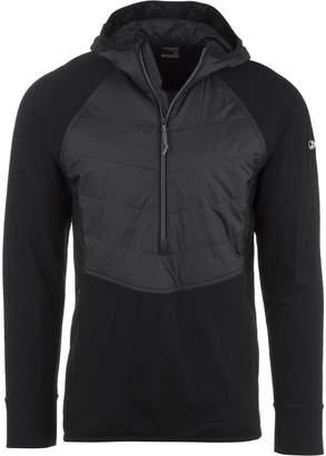 Icebreaker Ellipse 1/2-Zip Hooded Insulated Jacket - Men's