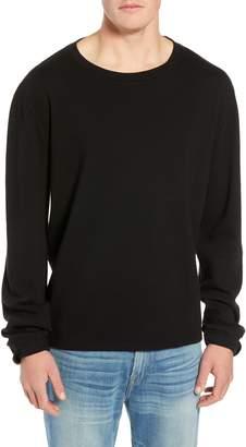 Frame Classic Long Sleeve Crewneck T-Shirt