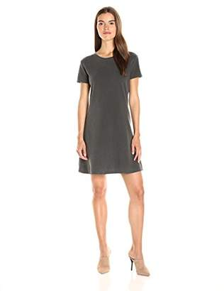 American Apparel Women's French Terry T-Shirt Dress $22.45 thestylecure.com