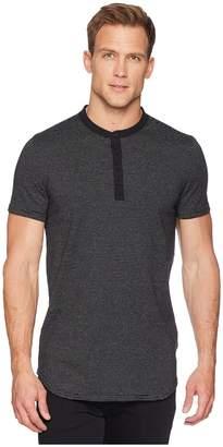 Calvin Klein Jeans Arid Warms Stripe Henley Men's Clothing