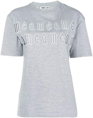 McQ repeat logo T-shirt