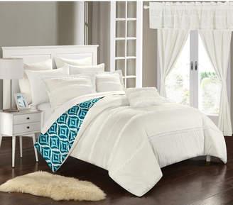 Adina Chic Home 20-Pc King Comforter Set Bedding