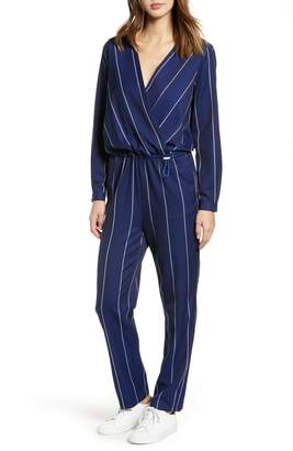 Scotch & Soda Stripe Jumpsuit