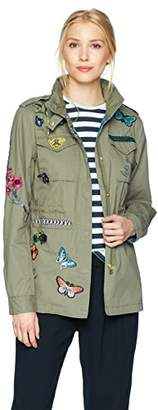 Desigual Women's Eclipse Military Jacket