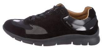Paul Smith October Suede Low-Top Sneakers w/ Tags
